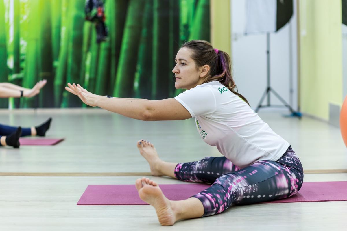Йоги и увеличение груди